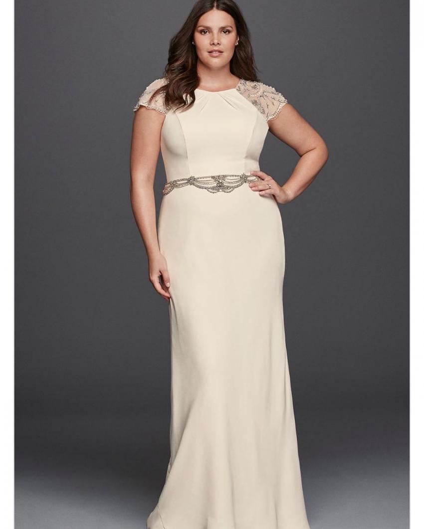 model baju long dress untuk orang gemuk